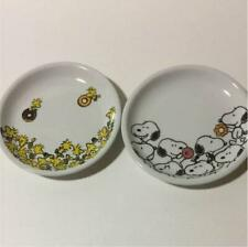 PEANUTS Mister Donut X Snoopy Small Plate15cm Cute Gift Original Japan Limited
