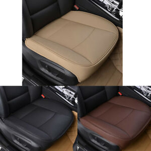 Image Is Loading Universal Car Seat Cover Leather Front
