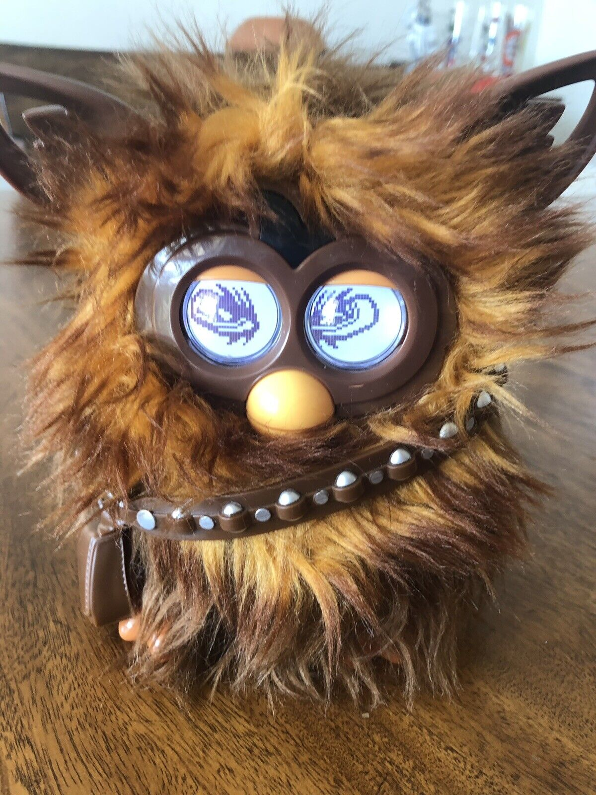 Furby Furbacca Chewbacca Star Wars Hasbro 2012 Electronic Interactive Toy W box