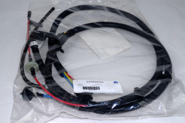 wrangler yj transfer case vacuum harness 53002033 oem mopar 231 87a-k models