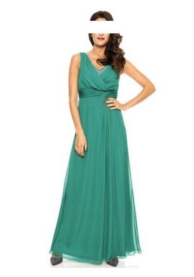 Kleid, Abendkleid, ASHLEY BROOKE EVENT, Gr.17(Gr.34)