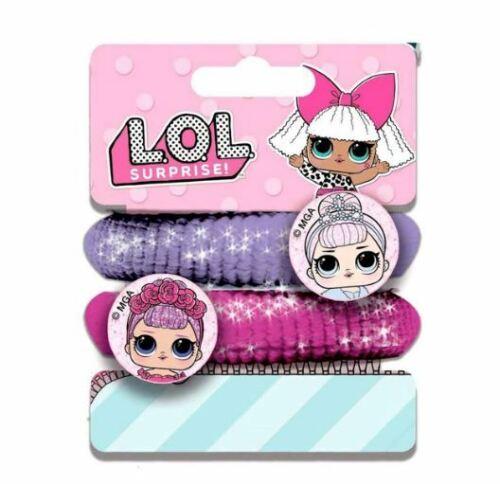 Lol Surprise elastici glitter charms rosa