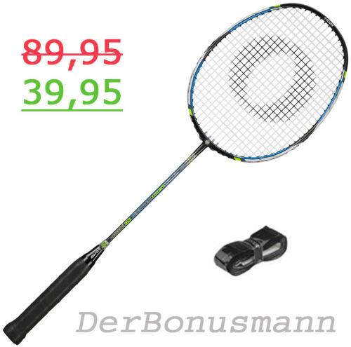 # OLIVER Badmintonschläger FETTER SMASH 5.0  mit Bag und BONUS