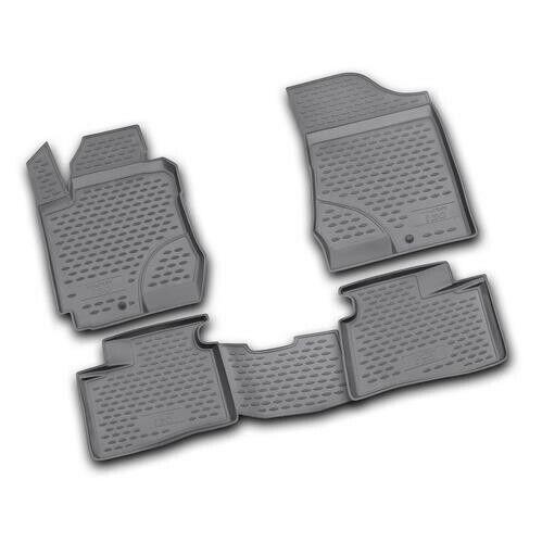 Set tappetini su misura TPE 3D antiscivolo Hyundai i30 5p / CW 2007-2012
