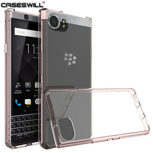 sale retailer 58b42 0ce97 Details about For BlackBerry KEYone Case Slim Hard Rubber TPU Hybrid  Protective Phone Cover