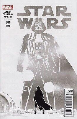 Star Wars #7 First Printing Marvel Comic Book 2015 Aaron Cassaday NM