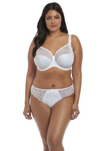 Elomi Morgan Bras Banded Everyday Underwire Everyday Stretch Banded Womens White