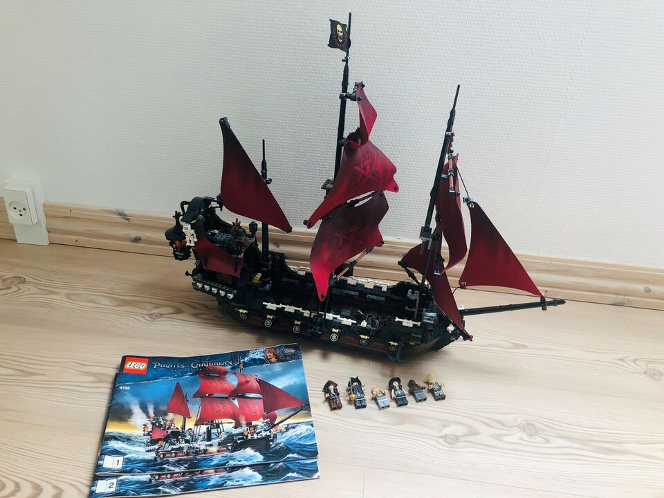 Lego Pirates of Caribbean, 4195