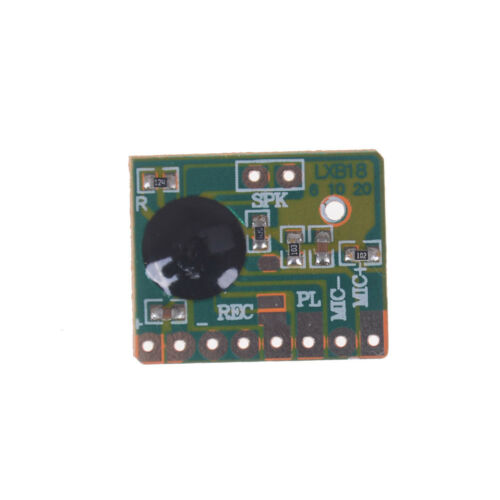 For 0.25-2W LoudspeakRS 6s Voice Recording Playback Module Chip Board DC 3-4.5V