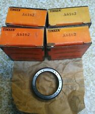 Timken A6162 Roller Bearing Cone Lot Of 4 Nos