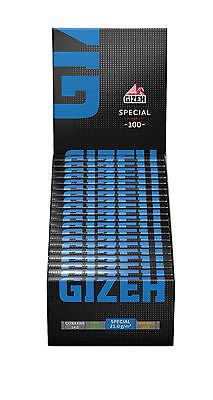 Gizeh special blau 20 Heftchen mit je 100 Blatt Kurzes Papier