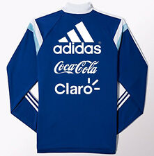 NWT adidas AFA Argentina Training SweatShirt L. with or without Sponsors F89022