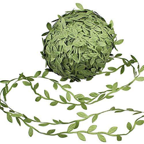 656 Ft Artificial Ivy Vines Green Leaves Hanging Garland Rattan Wedding Decor