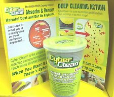 Home & Office Cyber Clean High Tech Cleaner. Sealed 140g cup. Free ship in US!