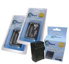 ~Battery+Charger Fujifilm NP-60 Casio NP-30 HP L1812A R937 Kodak Klic-5000 Z760~