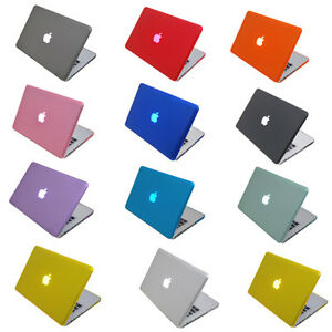 MAC-Crystal-Hard-Sleeve-Case-Cover-bag-For-13-034-13-3-034-White-Unibody-Macbook-A1342
