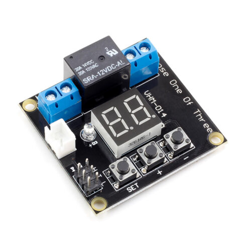 1set VHM-014 Humidity Controller Soil Sensor Module Red Digital Display Module