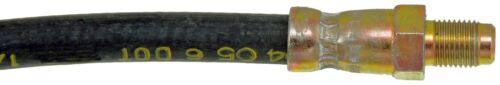 Brake Hydraulic Hose Rear-Left//Right Dorman H620061