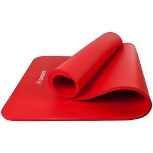ScSPORTS-Gymnastikmatte-Yogamatte-Fitnessmatte-Turnmatte-190-x-100-x-1-5-cm-rot