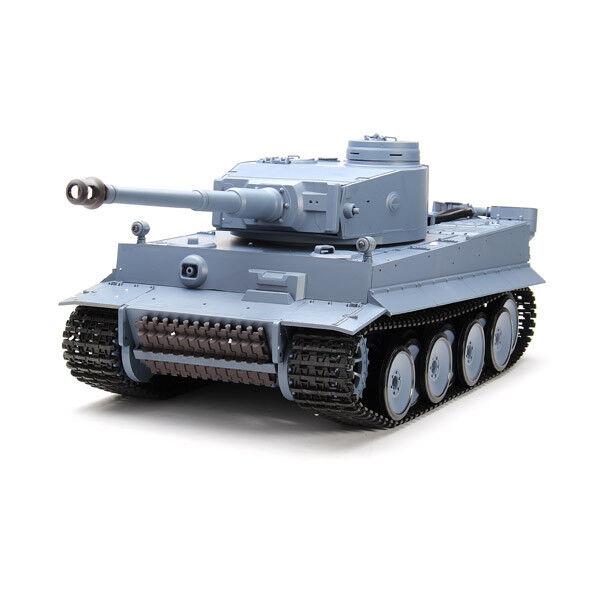 Heng lungo 3818-1  2.4G 1 16 Geruomoy Tiger I Tank Radio Control Battle Tank  negozio online