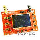 "DSO138 2.4"" TFT Digital Oscilloscope Kit DIY parts ( 1Msps ) with probe"