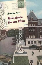 Hometown for an Hour: Poems-ExLibrary