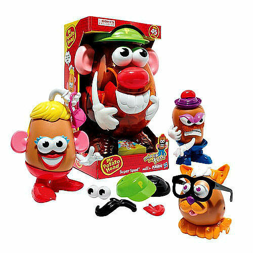 Playskool Mr. Potato Head Super Spud BRAND NEW & SEALED Exclusive edition