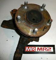 Toyota MR2 MK2 Front Passenger Side Hub - Mr MR2 Used Parts 1989-1999 Left Side