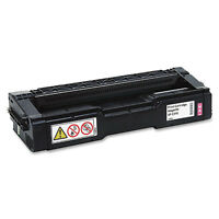 Genuine Ricoh 406477 Sp-c310ha Magenta Laser Toner 6000 Page For Sp C242sf