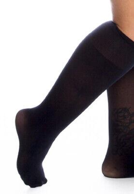 Women/'s Ankle High 50 DENIER Socks Microfiber Soft Smooth 50 DEN Many Colours