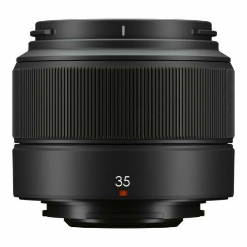 Fujifilm XC 35mm f2 primer lente para Fuji Serie Negro X