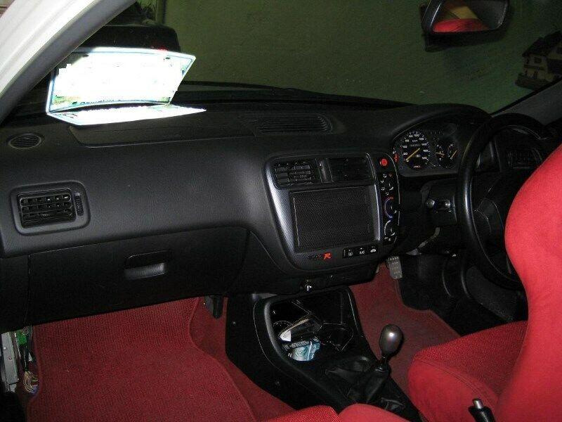 wanted Honda civic parts