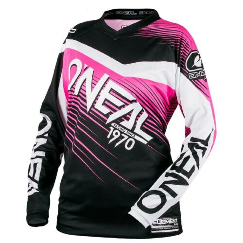 ONeal Element Racewear MX DAMEN Moto Cross Jersey Shirt DH Downhill Mountainbike