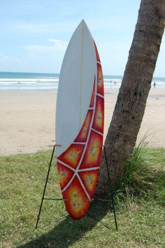 Surfbrett 160 cm Surfbretter Dekosurfboard SU 160- L2 // Deko Surfboard Board