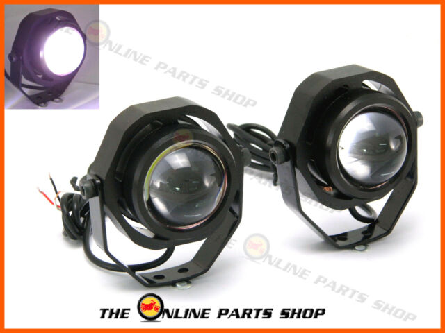 Bright 20w Aluminium Projector LED Spot Lights Suitable For BMW R 1100 GS
