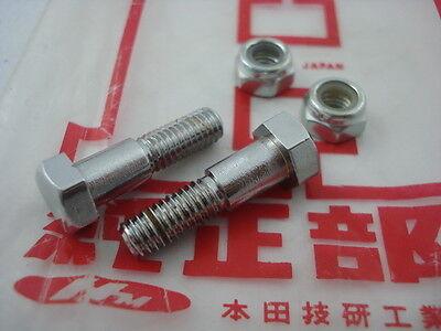 2 Pcs NOS HONDA 305 Dream C72 C77 CA72 CA77 CS72 CS77 Bolt Lever