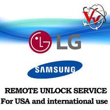 SIM Unlock Service LG STYLO 3 LS777 Sprint Boost Virgin ZV7 or below only