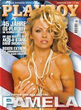 PLAYBOY 1999/02 [Februar 2/99] * Pamela Anderson * Holly Joan Hart * TOP