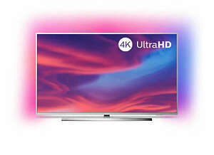 PHILIPS-50pus7354-50-034-pollici-126-cm-4k-UHD-SMART-TV-LED-WIFI-Ambilight-ARGENTO