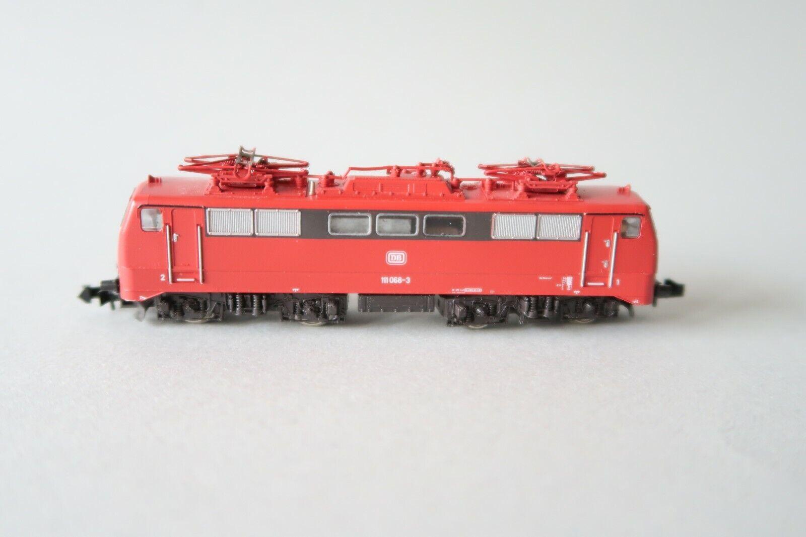 economico Minitrix N 12932 12932 12932 E-Lok BR 111 068-3 DB (dv030-37s4 2)  una marca di lusso