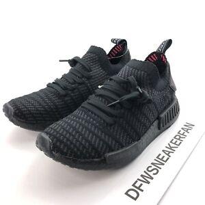 Adidas Originals NMD R1 Triple Black Core Black Shoes