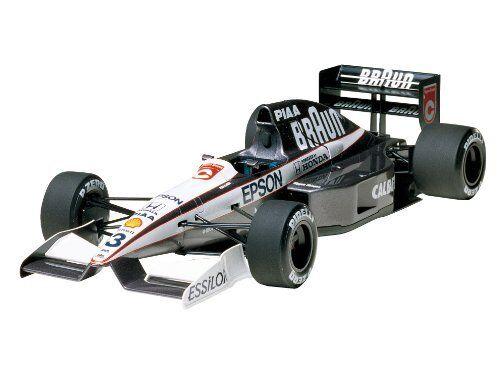Tamiya 1/20 Grand Prix Collection Series No.29 Brown Tyrrell Honda 020 Model Car