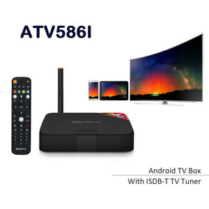 MyGica ATV586I Android KitKat TV Box with Digital ISDB-T