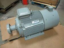 Siemens Beide Ac Motor Yvf2 180l 6 20hp15kw 480v Used