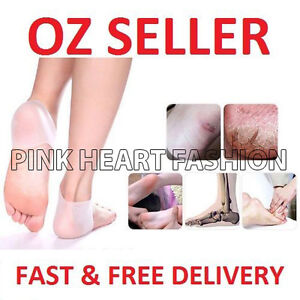 Premium-Quality-Silicon-Heel-Ankle-Support-Pad-Moiturising-Protect-Cracking-Dry