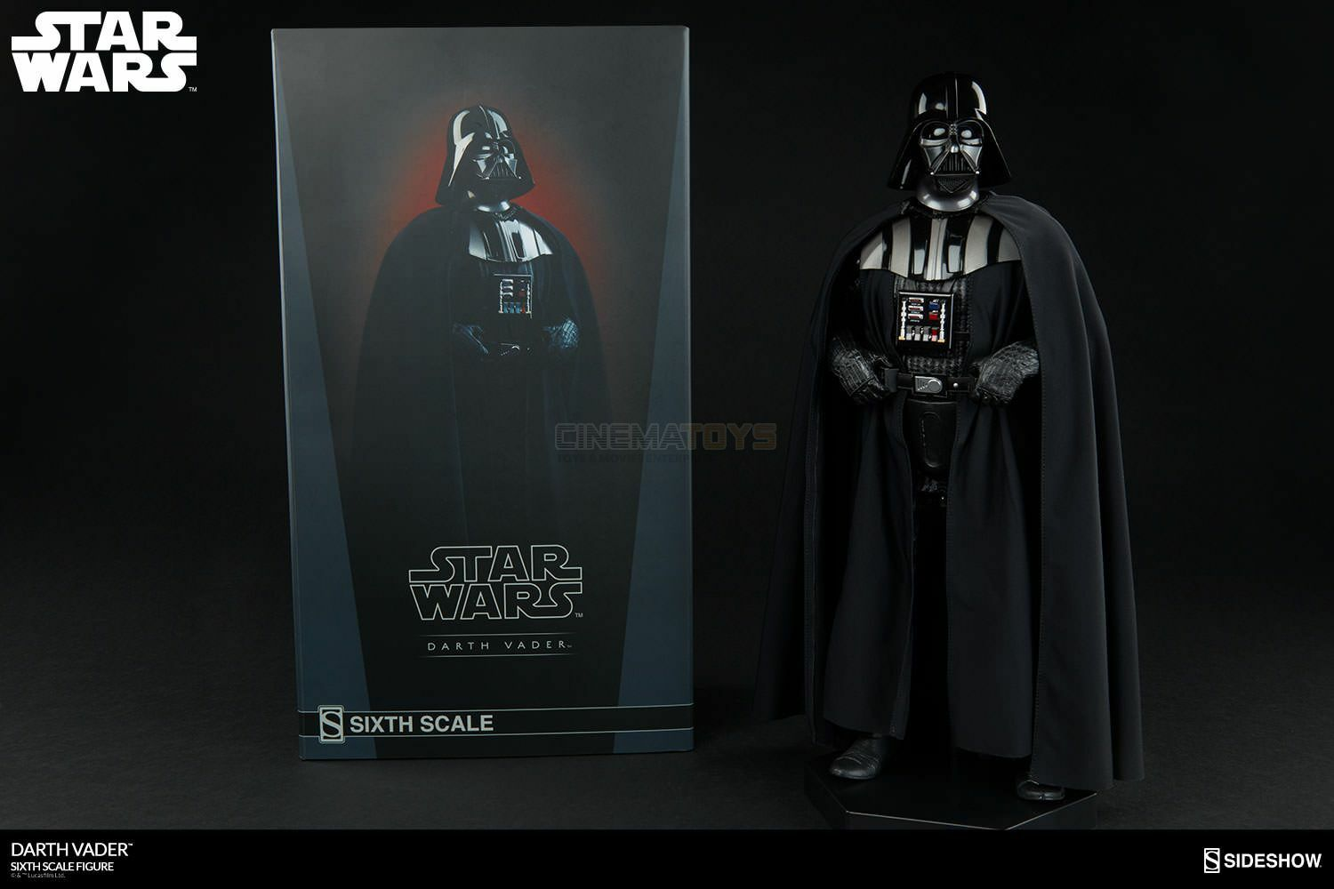 Darth Vader Sixth Scale Action Figure Sideshow Sideshow Sideshow Star Wars Return of the Jedi 1/6 d50a51
