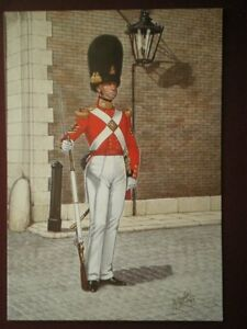 POSTCARD THE SCOTS GUARDS  COLOUR SERGEANT LONDON 1832 - <span itemprop=availableAtOrFrom>Tadley, United Kingdom</span> - Full Refund less postage if not 100% satified Most purchases from business sellers are protected by the Consumer Contract Regulations 2013 which give you the right to cancel the purchase w - Tadley, United Kingdom