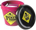 Bucket of Doom Death Dodging Party Game.