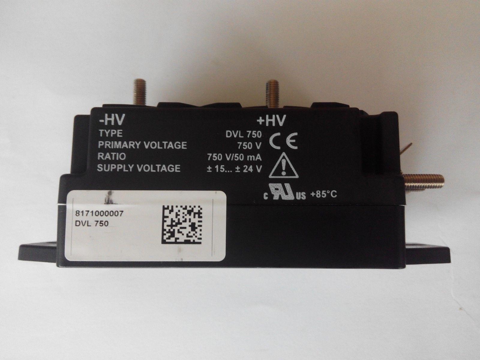 Corriente de aislamiento LEM DVL 750 750 750 electrónico transductor 76d95b