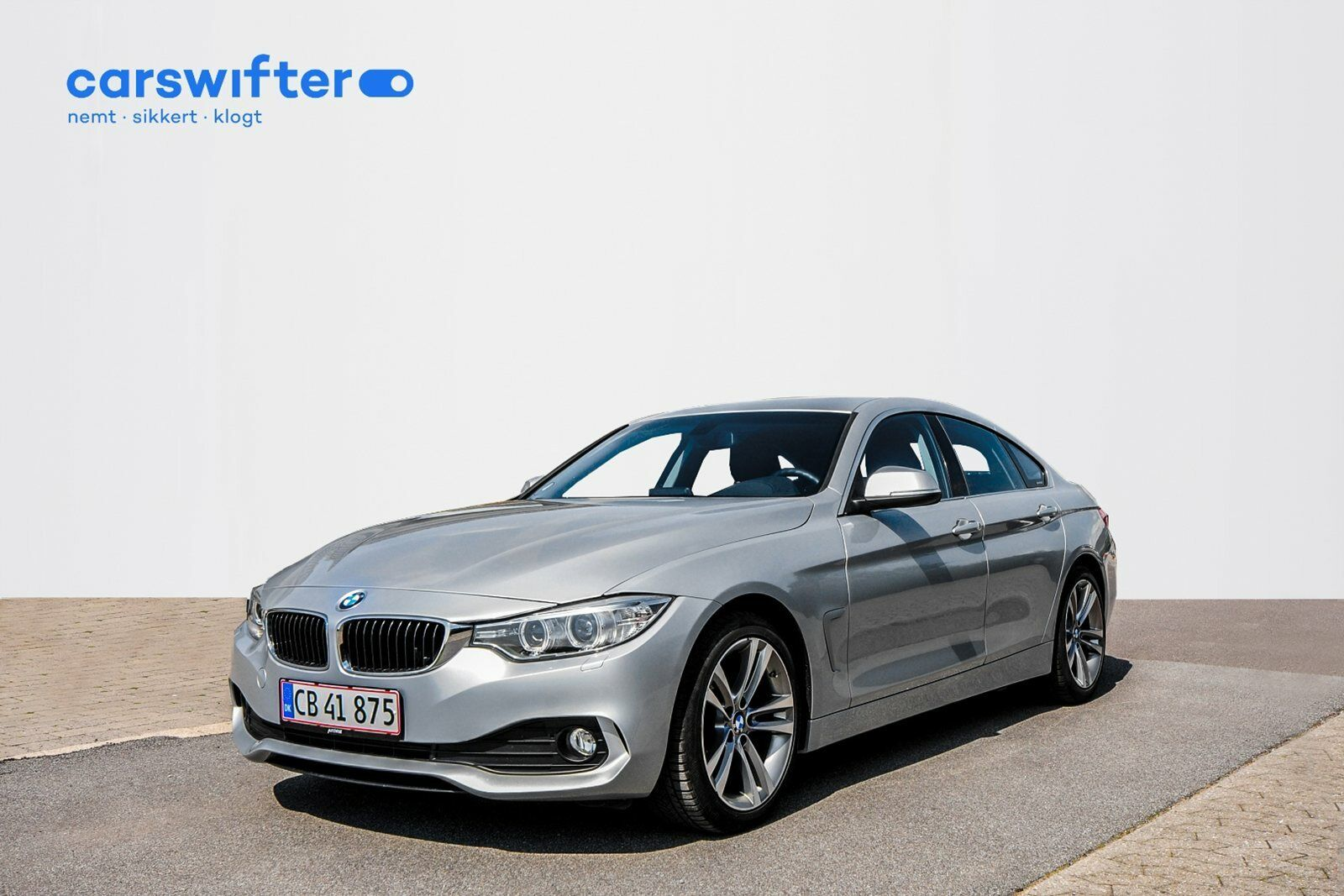 BMW 420d 2,0 Gran Coupé aut. 5d - 3.840 kr.